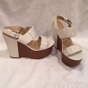 Via Spiga platform sandal